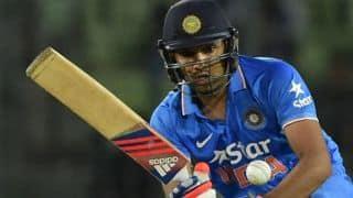 Rohit Sharma dismissed for 29 in India vs Bangladesh 2015, 3rd ODI at Dhaka