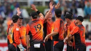 Big Bash League 2014-15: Perth Scorchers set Melbourne Stars 145 to win 2nd semi-final