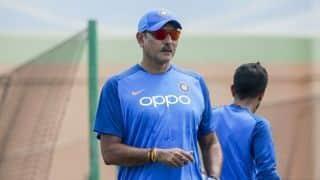 Ravi Shastri outlines the way forward after retaining job as India's head coach