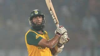Australia vs South Africa, Zimbabwe Tri Series 2014 Match 2 at Harare: Hashim Amla dismissed