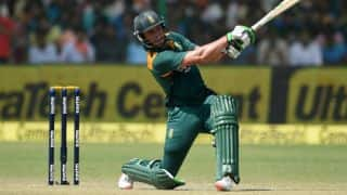 India vs South Africa 2015 2nd ODI at Indore: Proteas' likely XI