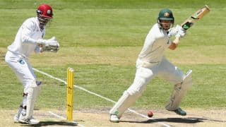Voges suffers concussion during Sheffield Shield match