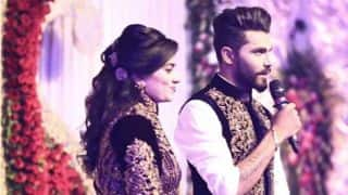 Watch Ravindra Jadeja and Rivaba Solanki's wedding video