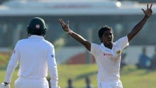 Sri Lanka vs Bangladesh, 2nd Test, Day 2: Visitors lose advantage after hosts' late strikes