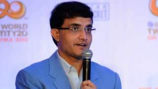 Sourav Ganguly declines BJP's ticket to contest 2014 Lok Sabha polls