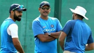 Coach Ravi Shastri has a plan for Virat Kohli at the ICC World Cup 2019
