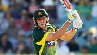 Mitchell Marsh raring to perform in tri-series 2016 against West Indies, South Africa