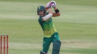 SL vs SA: Faf du Plessis says win came little bit too late for south africa
