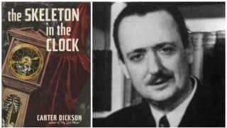 The Skeleton in the Clock: A classic tale of impossible crime with a cricketing twist