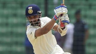 Ajinkya Rahane scores half-century in India vs Sri Lanka 2015, 2nd Test at Colombo