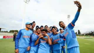 Mohammad Azharuddin: We can make another Indian team out of U-19 players