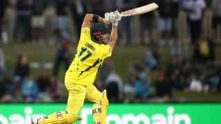 Australian Cricket Awards: Marcus Stoinis named ODI Player of the Year