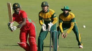Zimbabwe vs South Africa 3rd ODI at Bulawayo: Faf du Plessis, Elton Chigumbura's press conference