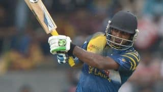 Sri Lanka vs England 4th ODI: Kusal Perera dismissed