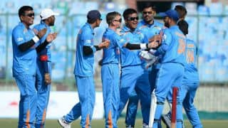 T20 blind World Cup 2016-17: India beat South Africa by 9 wickets