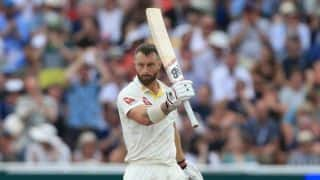 Feel like I'm starting my Test career again: Matthew Wade