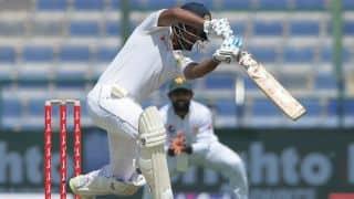Pakistan vs Sri Lanka, 1st Test, Day 1: Dimuth Karunarathne's fighting knock guides visitors to 227/4 at stumps
