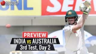 IND vs AUS, 3rd Test, Day 2 preview: Stop the Steven Smith juggernaut, Virat Kohli