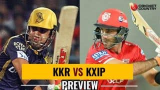KKR vs KXIP, IPL 2017, Match 11, preview: KKR aim to end KXIP's momentum