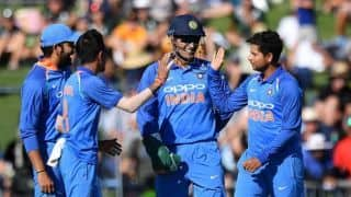 VIDEO: Shami, Kuldeep set up crushing victory for India over New Zealand