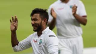 Pakistan vs West Indies day-night Test: Devendra Bishoo enters history books