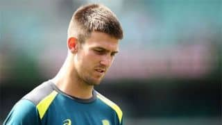 Australia call up Ashton Turner as cover for hospitalised Mitchell Marsh