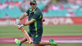 Australia lost their nerve, says Lehmann