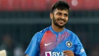 India vs Australia, 3rd ODI: Shardul Thakur: Wanted to prevent Australian players to hit cut and pull shots