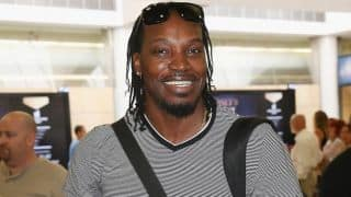 Chris Gayle congratulated on eve of 100 Tests for West Indies