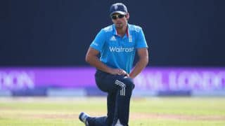 Alastair Cook set to discover his fate as England's ODI captain