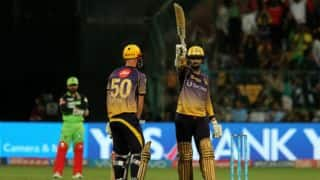 IPL 2017: Gambhir stunned following Narine, Lynn's opening stand against RCB