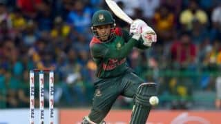 Sri Lanka vs Bangladesh: Mushfiqur Rahim 98 run inning guides Bangladesh to 238/8
