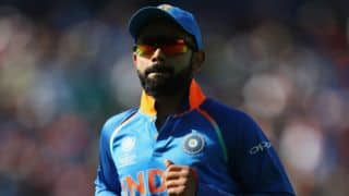 Virat Kohli renews contract with MRF tyres for whopping 100 crores: Reports