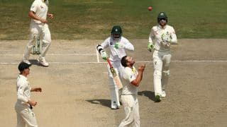 1st Test, Day 4: Pakistan extend lead to 435 at lunch