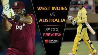 Tri-Nation series 2016, 8th ODI, WI vs AUS, Preview