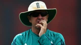 Trevor Bayliss 'fed up' with Ben Duckett for pouring drink over James Anderson