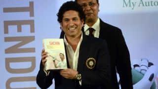 Sachin Tendulkar's autobiography released in Hindi