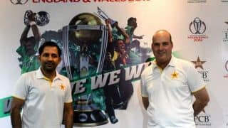 Cricket World Cup 2019: Pakistan coach upbeat despite losing to England 0-4