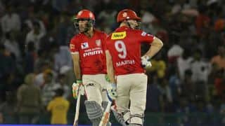 Glenn Maxwell rubbishes news about Shaun Marsh's fight with Kings XI Punjab teammate