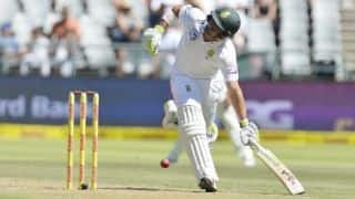 South Africa vs Australia, 3rd Test: Dean Elgar, Pat Cummins dominate topsy-turvy Day 1