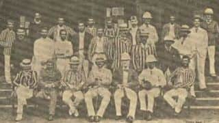 Parsees vs Europeans, 1892-93: First First-Class match on Indian soil