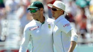 Faf du Plessis hopeful of Dale Steyn's return in Test cricket