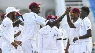 Holder, Roach lead West Indies to crushing win over England