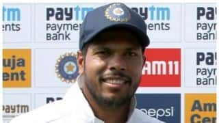 When Umesh Yadav was terrified to bowl to Rahul Dravid and VVS Laxman