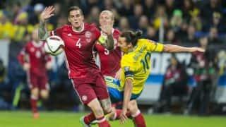 Denmark captain Daniel Agger announces retirement