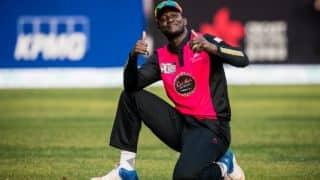 Watch Darren Sammy pluck a stunner at Hong Kong T20 Blitz 2018