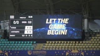 HH vs GG, Match 3, Saurashtra Premier League 2019, LIVE streaming: Teams, time in IST and where to watch on TV and online in India