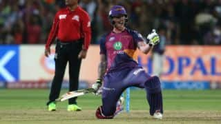 Twitter reactions to Ben Stokes's blistering ton in RPS vs GL clash