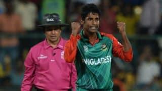 Bangladesh vs Sri Lanka: Sunzamul Islam, Shuvagata Hom return to ODI squad