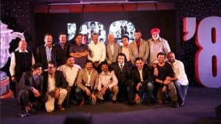 Ranveer Singh shares stage with Kapil Dev and other 1983 World Cup stars at biopic launch